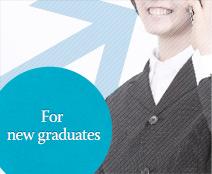for new graduates
